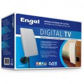 Antena TDT Mini Electr�nica Engel AN0264G Exterior - Antena Activa Engel AN0264G. Con filtro 4G para la recepci�n TDT.