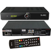 BWARE JB007 HD WIFI Receptor Sat�lite - Receptor satelite Full HD con CI/CONAX integrado y WIFI Dongle