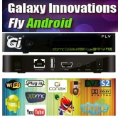 Gi FLY Android - By Galaxy Innovations.  Sat�lite +  Android 4.0.4 - Soporta 3D/OpenGL2.0 - WiFi integrado