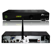 IRIS 9700 Combo + Wifi + HDMI 4K - Receptor Sat�lite y TDT de altas prestaciones. M�s canales y m�s contenidos.
