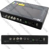 Xfinder2 Medidor de Campo DVB-S2, T/T2 y C
