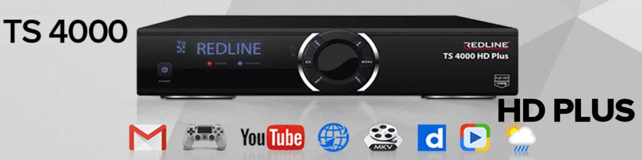 Redline TS 4000 HD PLUS