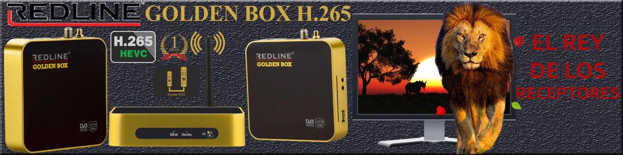 OLDEN BOX Redline