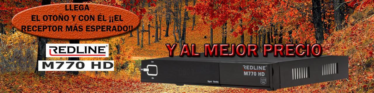 Oferta de otoño del M770