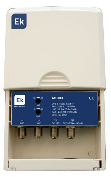 Filtro de rechazo banda Lte para exterior FE 782 - Filtro lte Frecuencias de paso: 5-782 MHz.