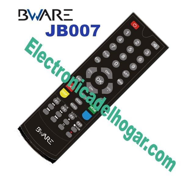 Bware JB007 Mando a distancia Compatible