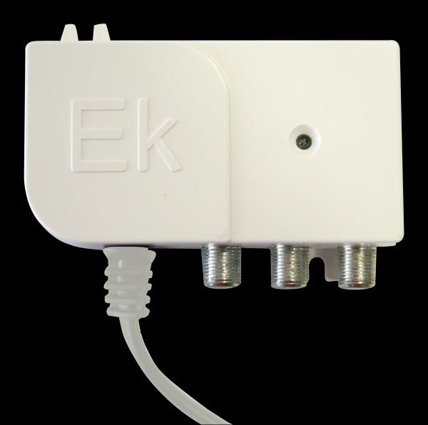 Fuente de alimentación conmutada - FA 24 S - Fuente de alimentación conmutada para con Led indicador de funcionamiento. Especialmente diseñada para la alimentación de amplificadores de mástil con mezcla de FI