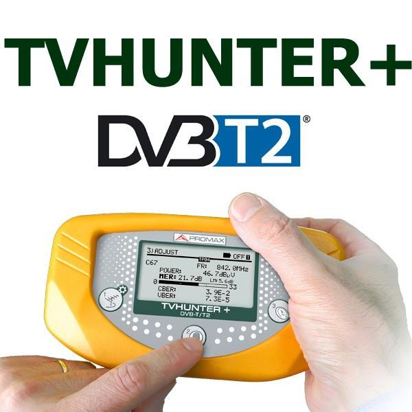 TVHUNTER+ Buscador de TDT