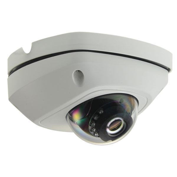 Cámara IP H-SERIES Domo IR 3 Megapixel  - Cámara IP 3 Megapixel 1/3