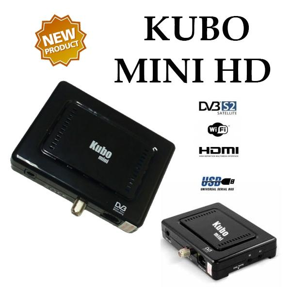 Kubo Mini HD Wifi - Receptor de satélite Kubo Mini HD WIFI