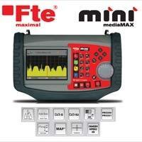 Medidor de Campo FTE Media Max Mini-S2T