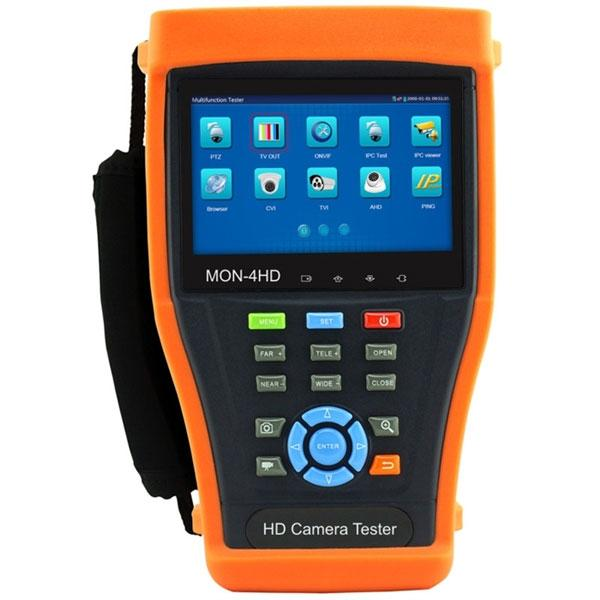 Tester Universal para cámaras CCTV 5en1 Multifuncional
