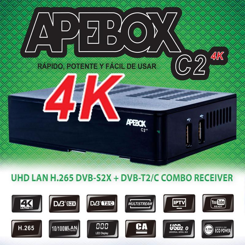 APEBOX S2 4K
