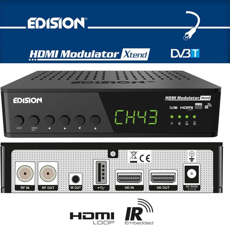 MODULATOR EDISION HDMI Xtend