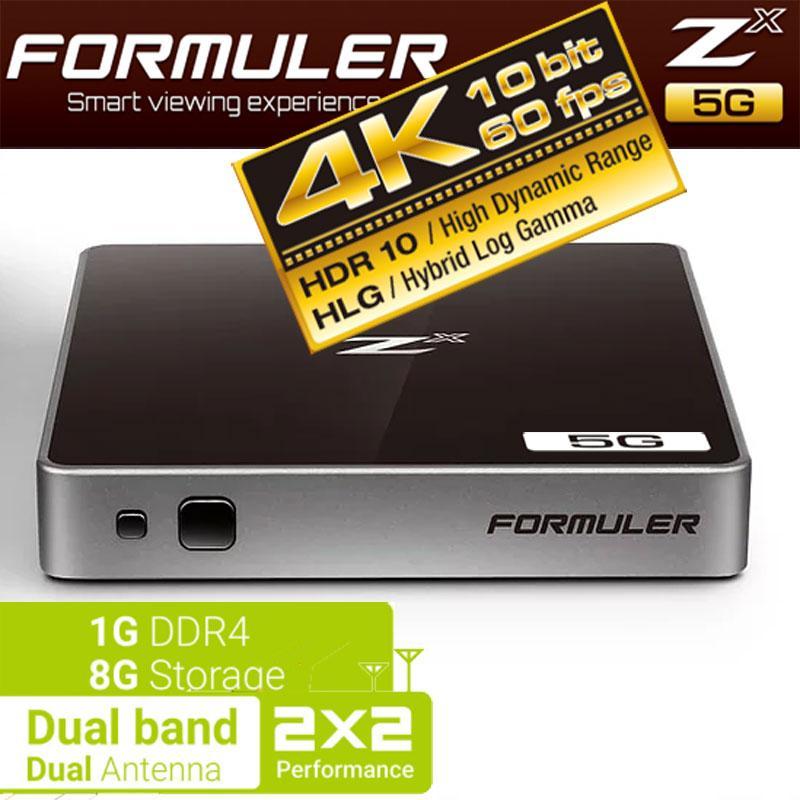 Fórmuler Zx 5G