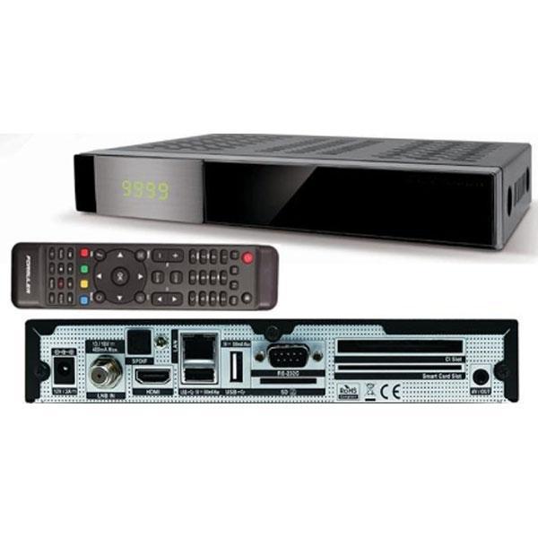 Formuler F3 HD Receptor Satélite - Formuler F3 HD receptor Full HD (1080p) Linux Enigma E2