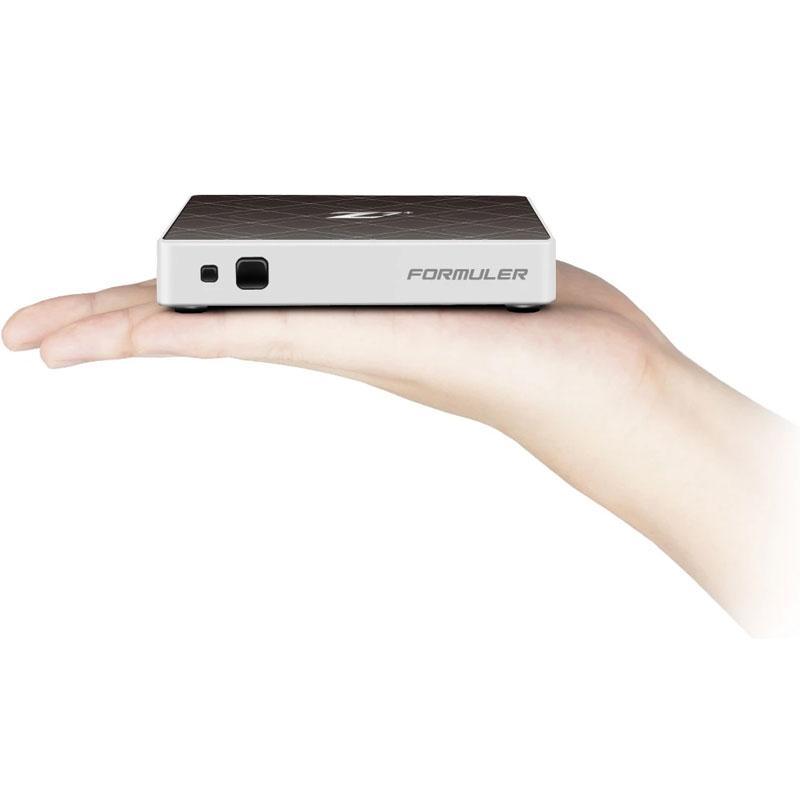 Formuler Z7+ 4K WIFI - Formuler Z7 diseñado con máximas opciones de conectividad y tecnología necesaria para recibir contenido IPTV de su proveedor favorito