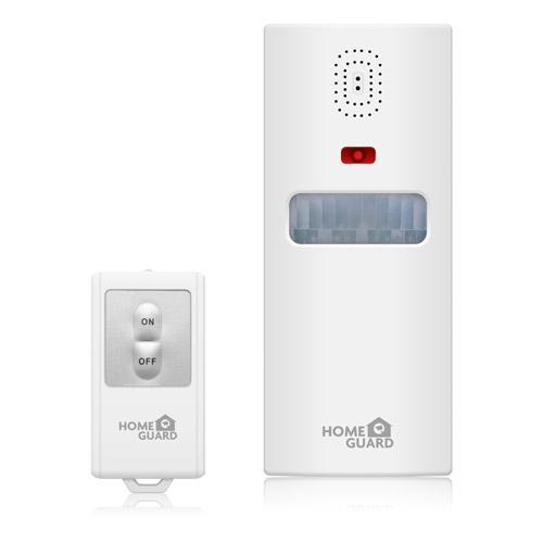Alarma de sensor de movimiento con mando a distancia - Con la alarma de sensor de movimiento con mando a distancia podrás tener controlados los accesos fácilmente.