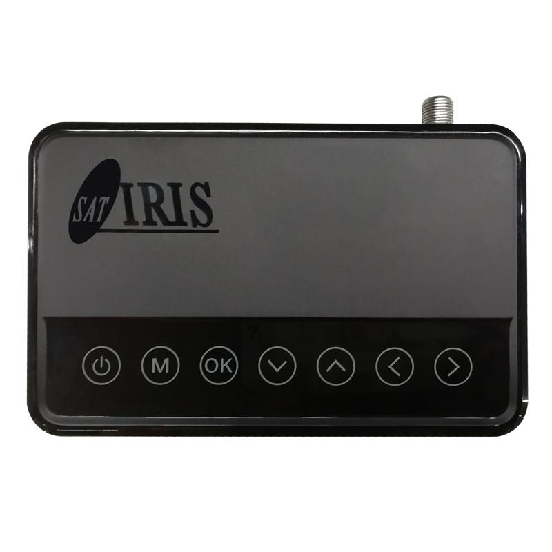 IRIS 1900 HD Receptor Satélite