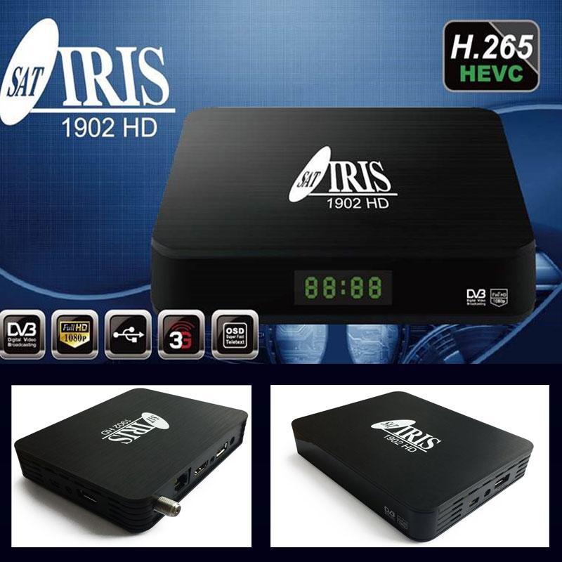 IRIS 1902 HD Receptor Satélite - Receptor Satelite IRIS 1902 HD Receptor IRIS 1902-HD IRIS 1902 1802-HD