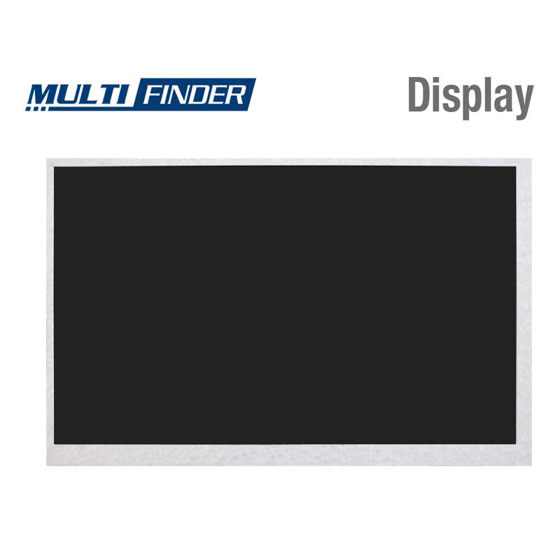MULTI-FINDER Display Pantalla de repuesto