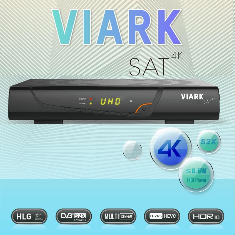 VIARK SAT 4K