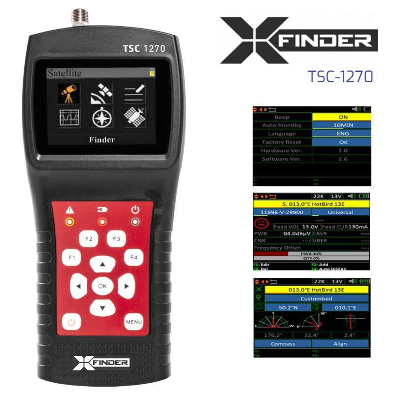 XFINDER TSC 1270