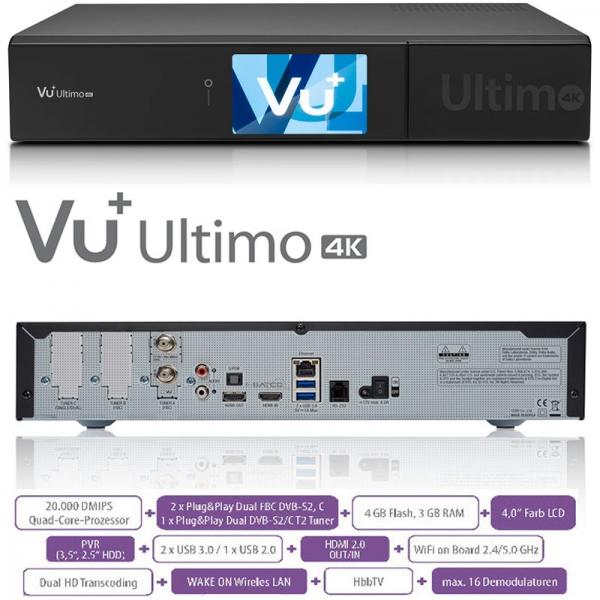 Vu ultimo 4k uhd electronica del hogar la tienda - Electronica del hogar ...